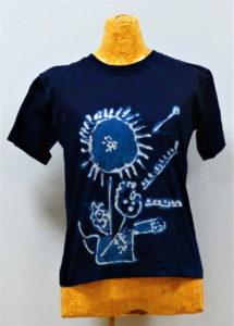 Tシャツ(ひまわり)