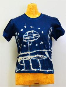 Tシャツ(花)