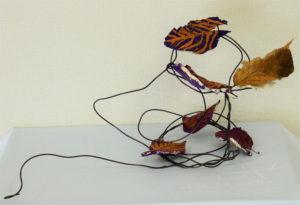 舞い散る葉